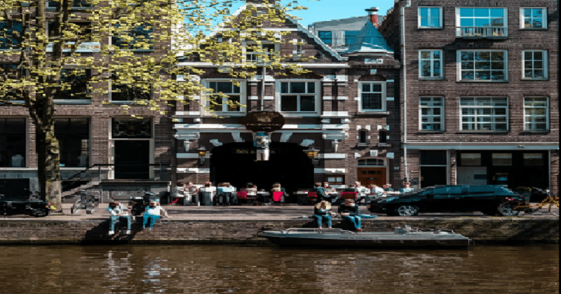 Dining in Amsterdam 3